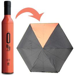 Parapluie bouteille Isabrella AOC