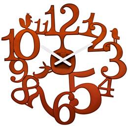 Horloge murale design Pip de Koziol