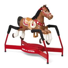 Cheval interactif Blaze Radio Flyer