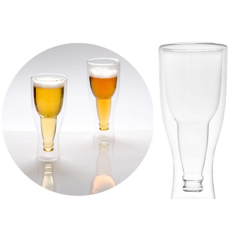 Verre à bière insolite