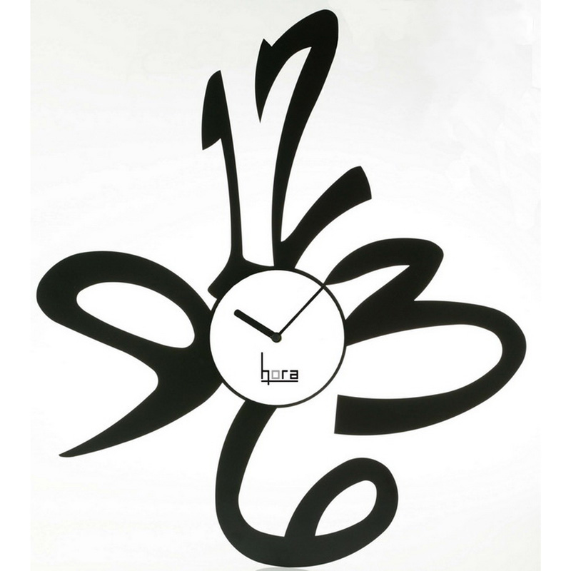 Horloge design Hora Clock Numbers