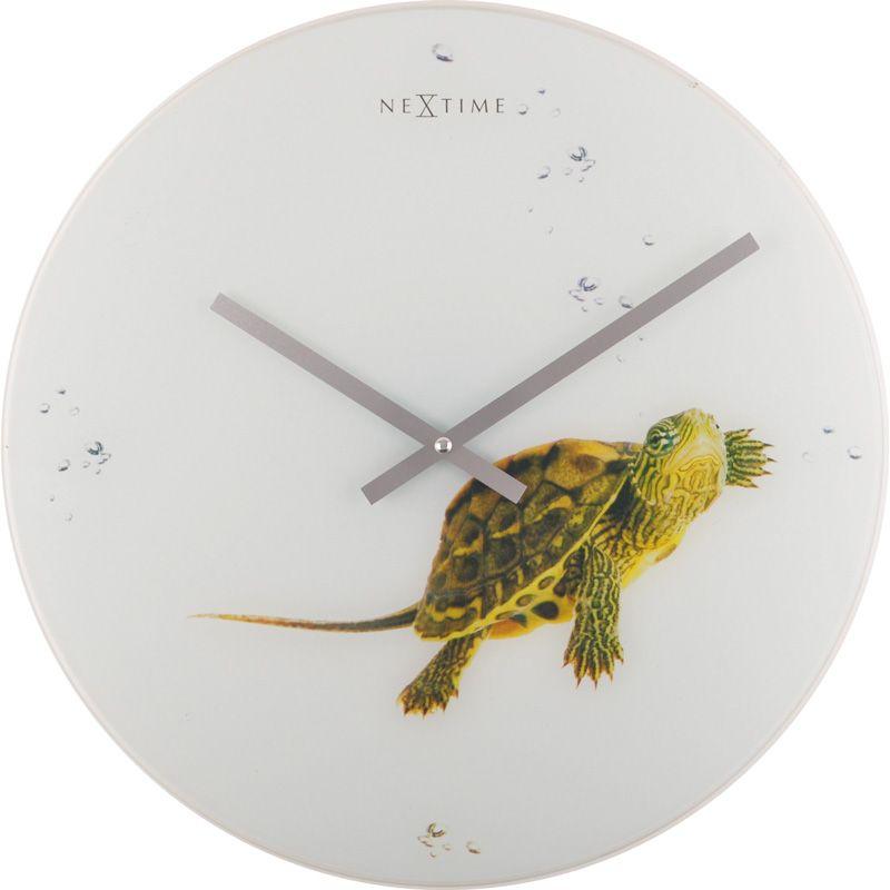 horloge design tortue nextime