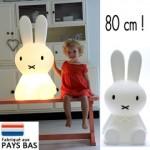 lampe lapin miffy xl 80 cm