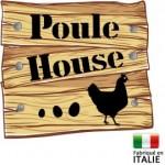panneau poulailler poule house