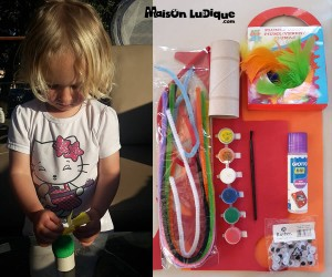 atelier oeufs de paques enfant