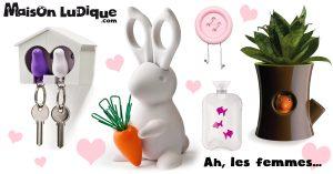 Idee Cadeau Noel Femme Original Le Blog De Maison Ludique Deco Cadeaux Objets Personnalises