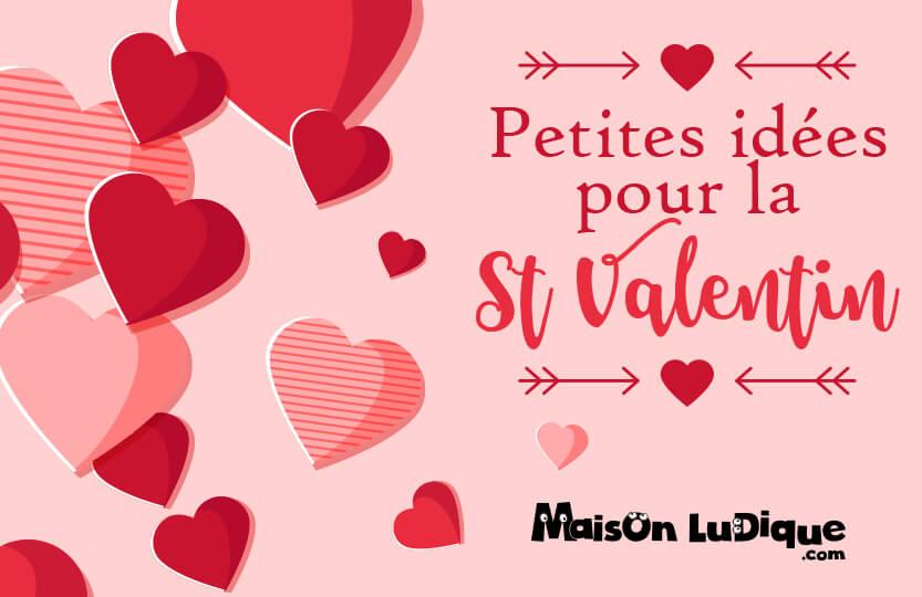 Id es et cadeaux pour pr parer votre soir e de saint - Idees cadeaux saint valentin pour les romantiques ...