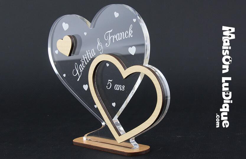5 Ans De Mariage Idée Cadeau Cadeaux pour noces de bois – 5 ans de mariage | | Le blog de
